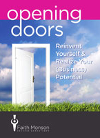 Opening Doors Faith Monson